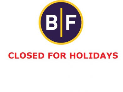 Office closed due to holidays 12/31/2018 – 01/02/2019